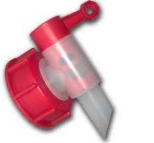 Кран-крышка для пластиковой канистры Экстрим